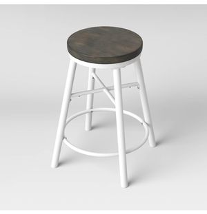 Metal & Wooden Stool for Sale in Fort Worth, TX