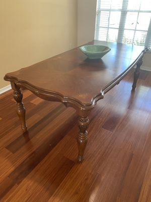 Dining room table with 6 chairs for Sale in Odessa, FL