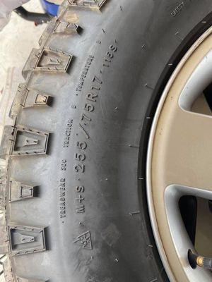 Jeep,rims&tyre wheel for Sale in Seattle, WA