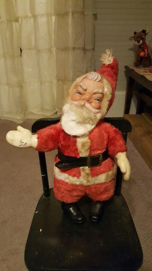 Vintage Rushton Santa for Sale in Chesnee, SC