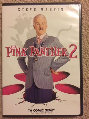 """Steve Martin. """"The Pink Panther 2"""". DVD. 2 Discs. Excellent for Sale in Annandale, VA"""