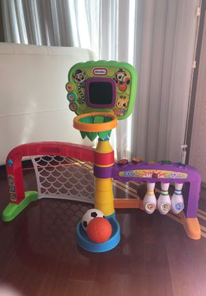 Little tikes 3 for sale  1 sports zone for Sale