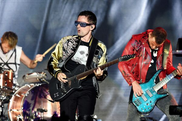 2 tickets to Muse on 4/2 Capital One Arena