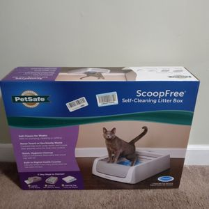 Pet Safe Litter Box for Sale in Columbia, SC