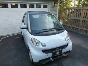 2013 Smart car, set up to tow behind RV for Sale in Kenmore, WA