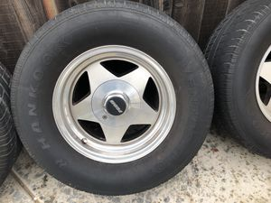 Rims and tires for Sale in Modesto, CA