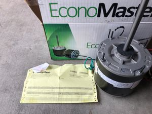 AC condenser fan motor for Sale in Tucson, AZ