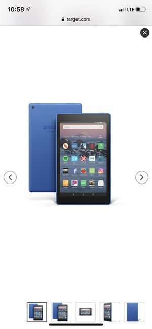 Kindle fire 8 10th gen for Sale in Salt Lake City, UT