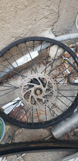 Rim with disk for Sale in Houston, TX