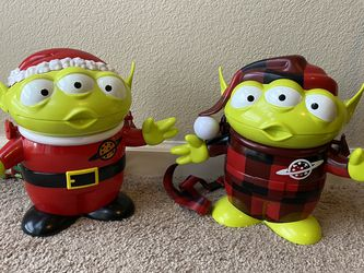 Toy Story Alien - Popcorn Buckets From Disneyland for Sale in Aloha,  OR