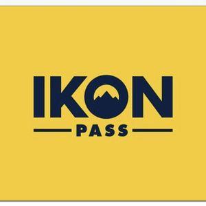 IKON SKI PASS - SKI LIFT TICKET - Mammoth, Big Bear, Etc Etc Etc for Sale in Dana Point, CA