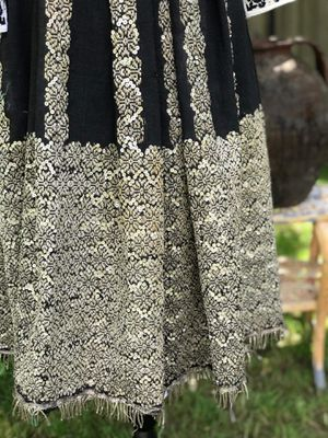 Vintage Romanian Traditional Skirt for Sale in Chicago, IL