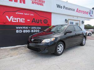 2013 Toyota Corolla for Sale in Tampa, FL