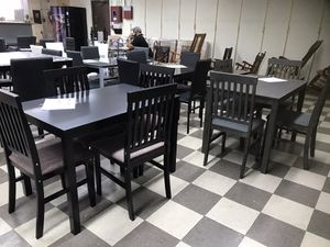 Brand new wood dining room set 5 pc for Sale in Deerfield Beach, FL