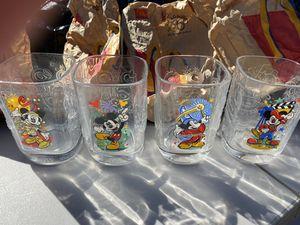 Disney/McDonalds Year 2000 collectors Glasses for Sale in Clementon, NJ