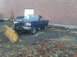 F250 plow truck for Sale in Naugatuck, CT