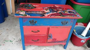 Antique Asian Inspired Cabinet for Sale in Coral Springs, FL