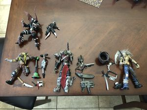 Vintage Todd McFarlane SPAWN Action Figures for Sale in Manteca, CA