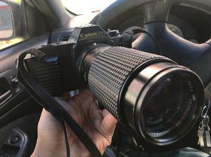 Canon T50 film camera for Sale in Laveen Village, AZ