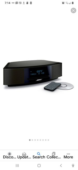 BOSE WAVE SYSTEM for Sale in Mount Joy, PA