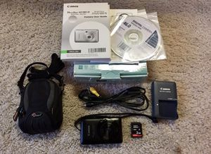 Canon Digital Camera for Sale in Los Angeles, CA