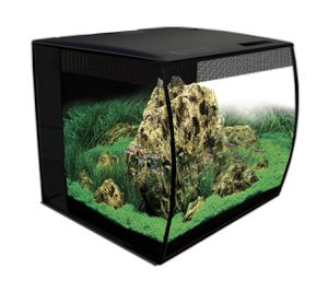 Brand New Fluval Flex 57L Aquarium kit,15 gallon Blk for Sale in Greensboro, NC
