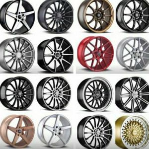 "Versus Racing Wheels Rims & Tires Packages (Package Pricing Includes Tires ) 17"" Package Starting @ Only $899 for Sale in Hacienda Heights, CA"