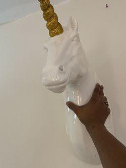 Unicorn Decore head for Sale in Brooklyn,  NY