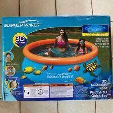 Easy Set Summer Waves 8X30 Pool for Sale in Orlando, FL