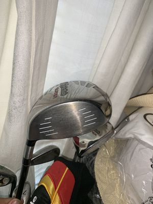 Used, Taylormade golf set for Sale for sale  New York, NY