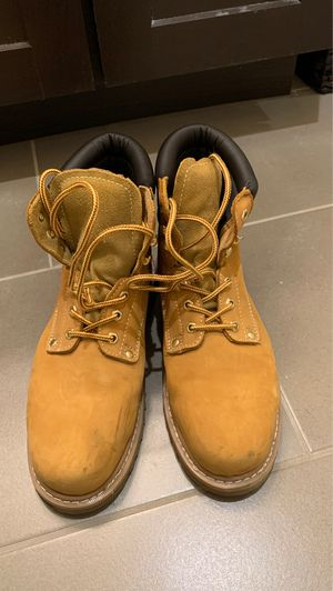 Men's Work Boots - Size 8 for Sale in MIDDLE CITY WEST, PA