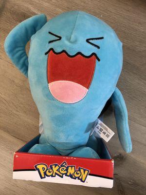 "Pokémon Wobbuffet Plush Stuffed Animal Toy - Large 12"" for Sale in Las Vegas, NV"