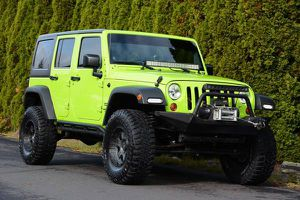 2013 Jeep Wrangler unlimited for Sale in Gresham, OR