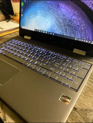 """2019 HP Envy X360 15.6"""" FHD Touchscreen Laptop-to-Tablet Computer (All metal model) for Sale in New York, NY"""