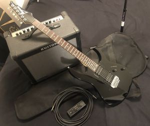 Ibanez Electric Guitar and accessories for Sale in Seattle, WA