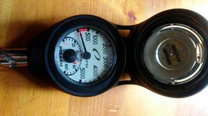 Ocean scuba PSI & Compass for Sale in Luray, VA