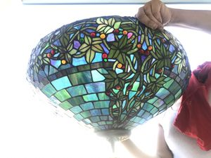 Stained Glass Chandelier for Sale in Tracy, CA
