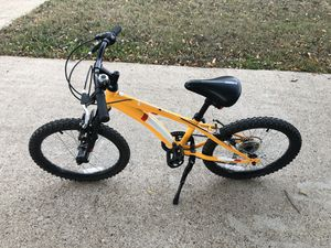 "Diamondback Bicycles Cobra 20 Youth 20"" Wheel Mountain Bike, Orange for Sale in Red Oak, TX"