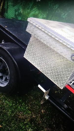 Nice small utility trailer for Sale in Plantation, FL