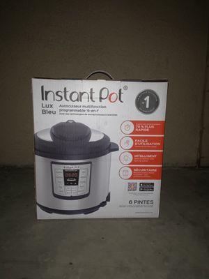 Instant Pot multi-Cooker for Sale in Covina, CA