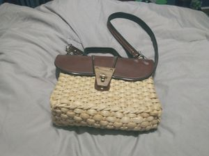 Wicker locking purse for Sale in Hensley, AR