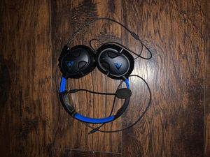 Turtle beach headset for Sale in Dallas, TX