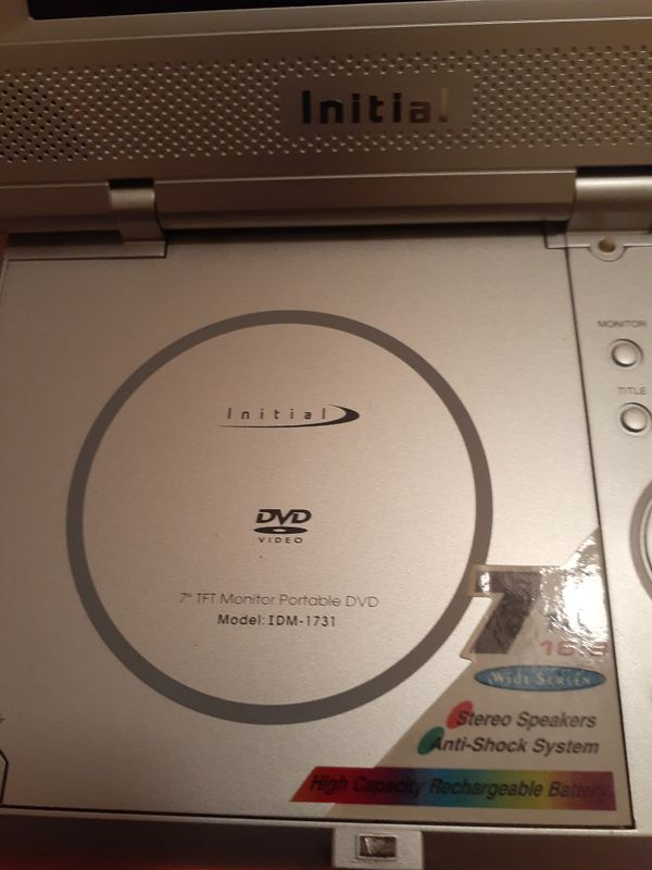 Initial DVD Player