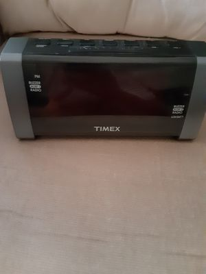 Timex Alarm Clock for Sale in Charlotte, NC