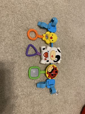 Car seat/stroller hanging toy for Sale in Frederick, MD