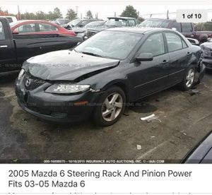 Mazda 6 rack and pinion steering, lower control arms with ball joints for Sale in Murray, UT