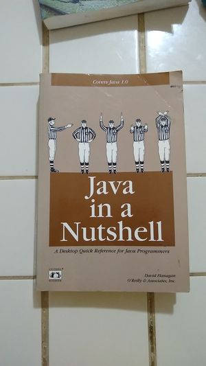 Java in a Nutshell book for Sale in Nutley, NJ