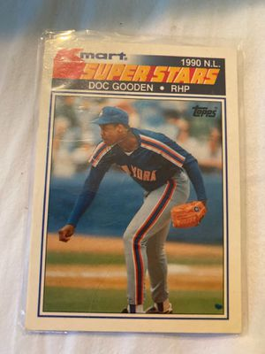 Doc gooden card for Sale in Tallahassee, FL