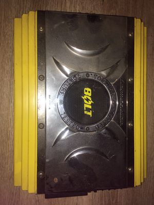 Bolt lightning audio amp for Sale in Anaheim, CA