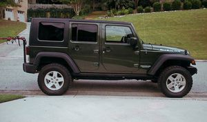 2007 Jeep Wrangler Rubicon Electronic Stability Control for Sale in Tampa, FL